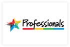 Professionals Real Estate Logo